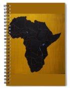 Afrika Spiral Notebook