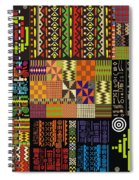 Afroecletic I Spiral Notebook