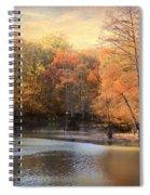 After Daybreak Spiral Notebook