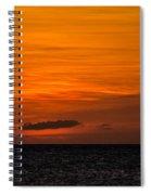 After Glow Spiral Notebook