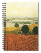 After Harvest Spiral Notebook