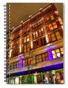 After Image Spiral Notebook