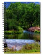After Rain Spiral Notebook