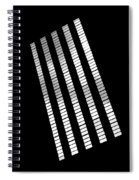 After Rodchenko 2 Spiral Notebook
