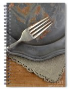 After The Cake Spiral Notebook