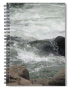 After The Falls Spiral Notebook