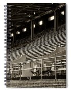 After The Game - Franklin Field Philadelphia Spiral Notebook