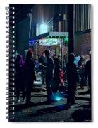 After The Parade _ Nola Spiral Notebook