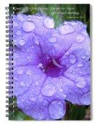 After The Rain #3 Spiral Notebook
