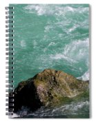 After The Wave Spiral Notebook
