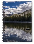 Afternoon At Dorothy Lake Spiral Notebook