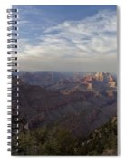 Afternoon At The Canyon Spiral Notebook