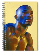 Afternoon Colors Spiral Notebook
