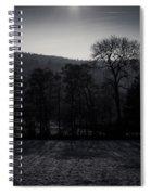 Afternoon Commute Spiral Notebook