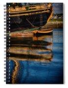 Afternoon Friendship  Reflection Spiral Notebook