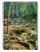 Afternoon In The Jungle Spiral Notebook