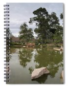 Afternoon Tea House Color Spiral Notebook