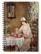 Afternoon Tea Spiral Notebook
