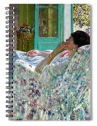 Afternoon Yellow Room Spiral Notebook