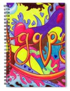 Agape Spiral Notebook