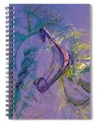 Agathodaemon  Spiral Notebook