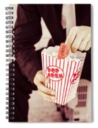 Age Of The Classic Movie Spiral Notebook