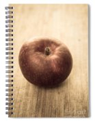 Aged Apple Spiral Notebook
