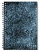 Aged Paper Texture Spiral Notebook