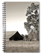 Ageless With Time Spiral Notebook