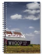 Aggie Barn Spiral Notebook