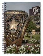 Aggie Ring Spiral Notebook