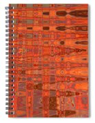 Aging Gracefully - Abstract Art Spiral Notebook