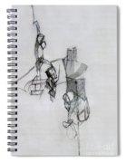 Self-renewal 13a Spiral Notebook