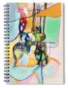 Self-renewal 13o Spiral Notebook