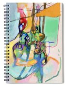 Self-renewal 13p Spiral Notebook