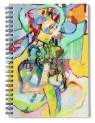 Self-renewal 13t Spiral Notebook