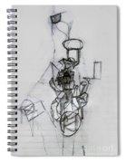 Self-renewal 14 Spiral Notebook