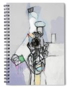 Self-renewal 14d Spiral Notebook