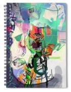 Self-renewal 14l Spiral Notebook