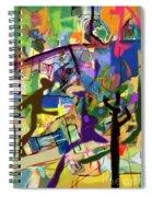 Self-renewal 15aa Spiral Notebook
