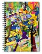 Self-renewal 15ac Spiral Notebook