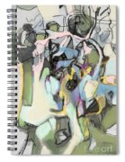 Self-renewal 15g Spiral Notebook