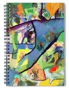 Self-renewal 15r Spiral Notebook