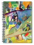 Self-renewal 15v Spiral Notebook
