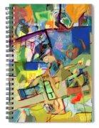 Self-renewal 15w Spiral Notebook