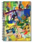 Self-renewal 15y Spiral Notebook