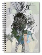 Self-renewal 16b Spiral Notebook