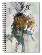 Self-renewal 16c Spiral Notebook