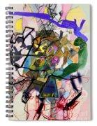 Self-renewal 16i Spiral Notebook