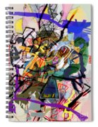 Self-renewal 16k Spiral Notebook